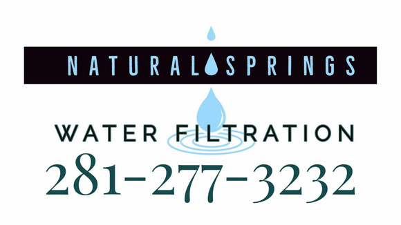 Natural Springs Water Filtration
