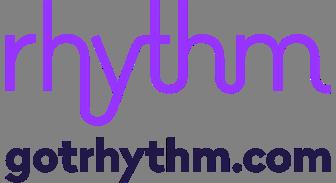Rhythm – logo
