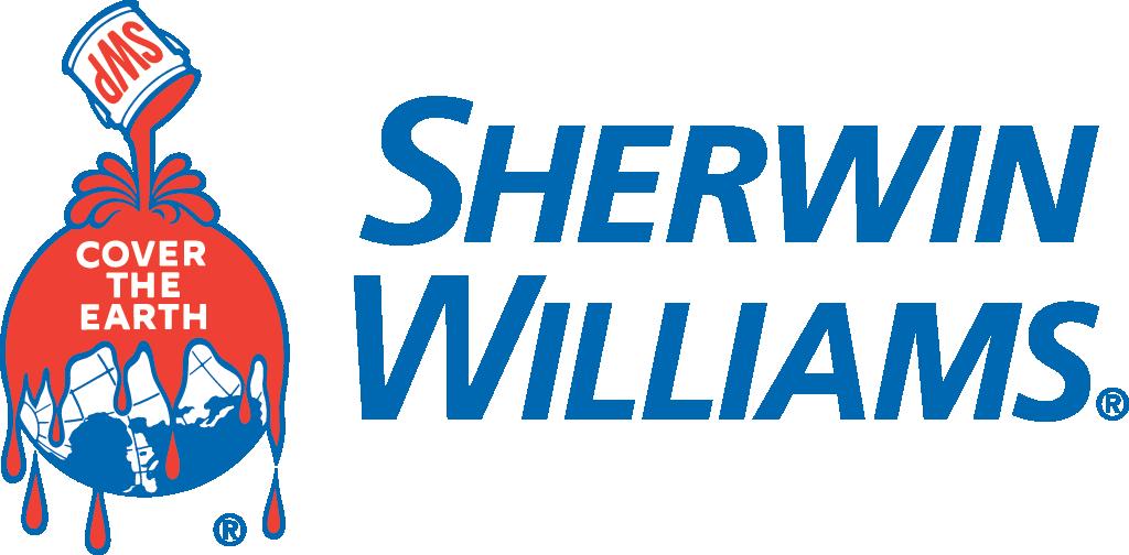 Sherwin Williams Logo clear